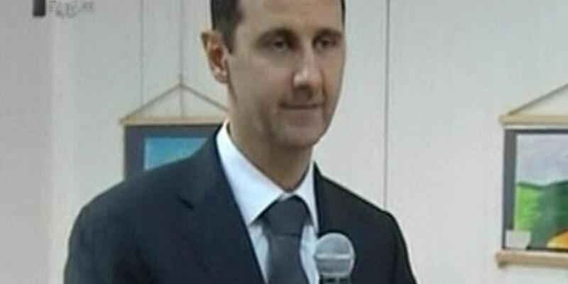 Esad ortaya çıktı