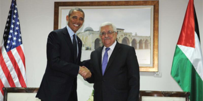 Obama Ramallah'ta