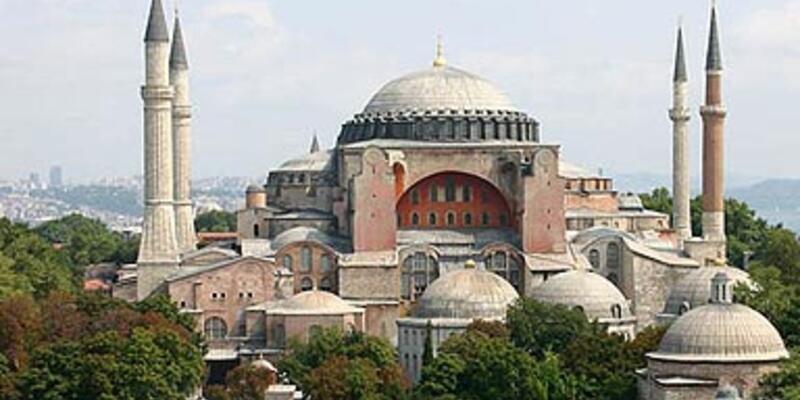 Yunanistan'dan Ayasofya resti