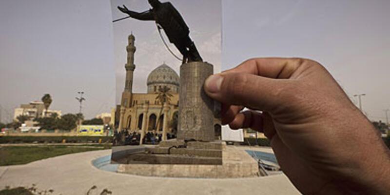 """Amerikalıların yarısına göre Irak Savaşı """"hataydı"""""""