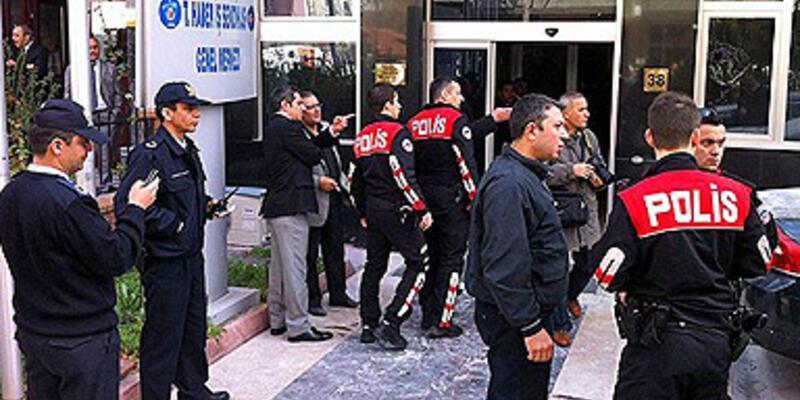 Türkiye Haber-İş Sendikası'na silahlı saldırı