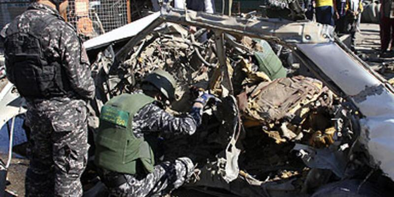 Irak'ta bombalı saldırılar: 56 ölü