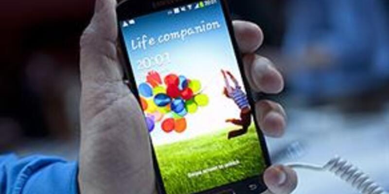 Samsung Galaxy S4 New York'ta tanıtıldı