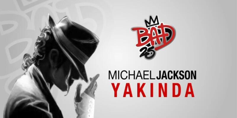 """""""Michael Jackson-Bad 25"""", yakında CNN TÜRK'te!"""