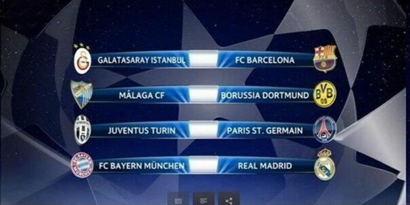 UEFA'dan deneme kurası: Galatasaray-Barcelona