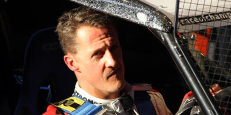 Zirvede Michael Schumacher var