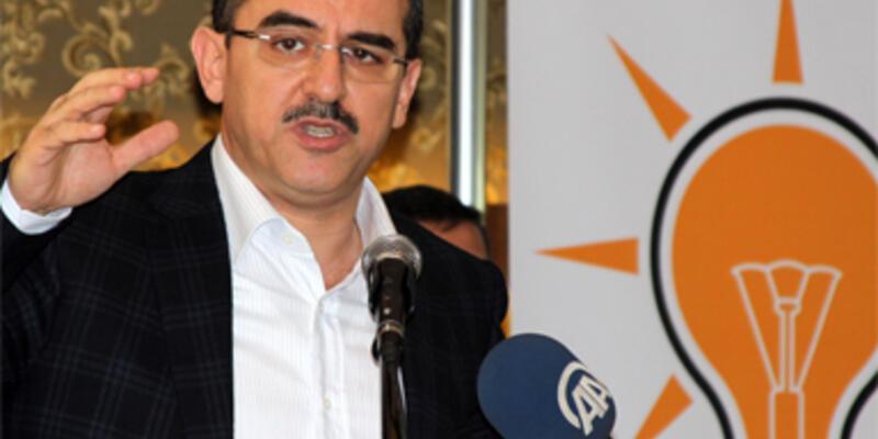 Bakan Ergin'den Öcalan iddiasına yanıt
