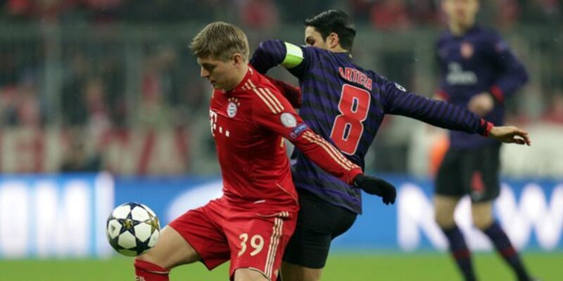"""Bayern kabustan """"bitiş düdüğüyle"""" uyandı"""