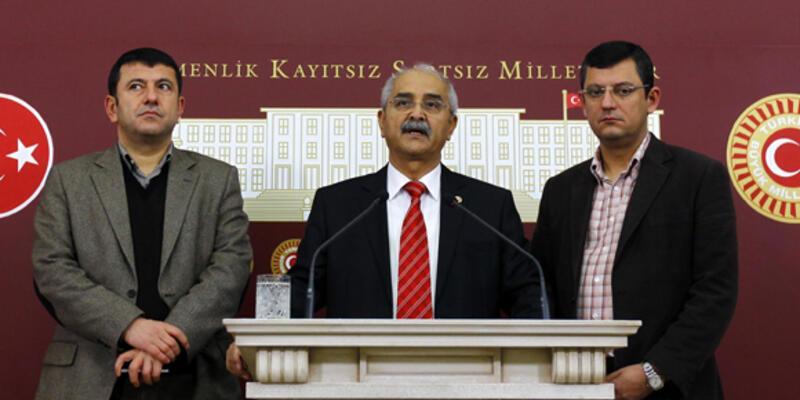 CHP'li Özel ifadelerini geri aldı