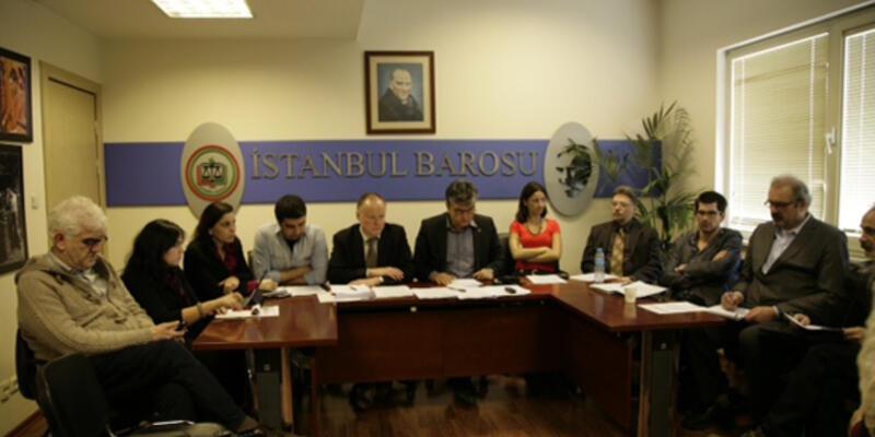 Uluslararası avukat örgütleri Türkiye'de