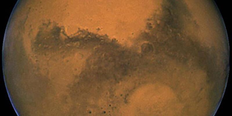 Mars'ta su yolları keşfedildi