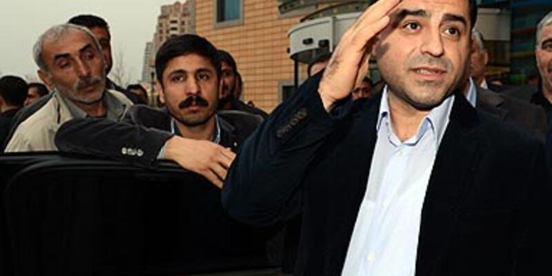 Taburcu olan Demirtaş'tan tutanak açıklaması