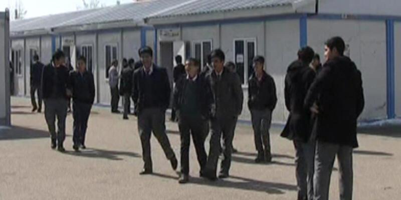 Konteyner okul isyanı