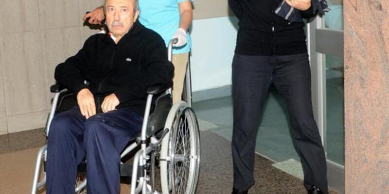 Kemal Unakıtan kontrol için İsrail'e gitti