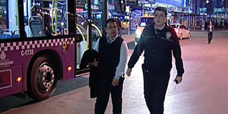 Yol verme tartışmasında İETT şoförü bıçaklandı