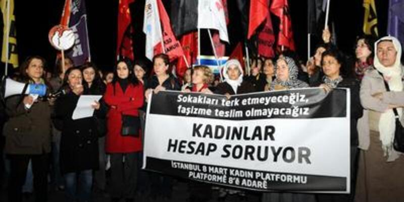 "Kadıköy'de ""Bursa"" taraftarına protesto"