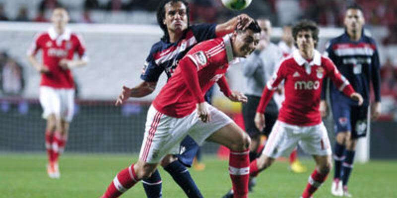 Benfica gol yağdırdı