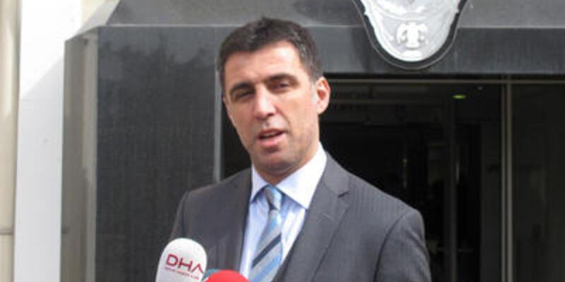 Milletvekili Hakan Şükür Asayiş Şube'de