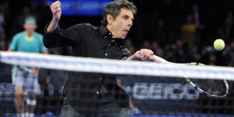 Ben Stiller ve Rafael Nadal aynı takımda!