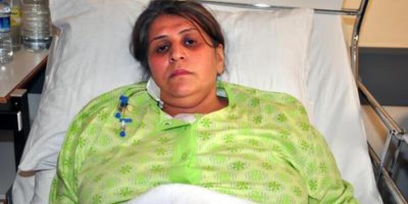 Hamile kadına kalp ameliyatı yapıldı