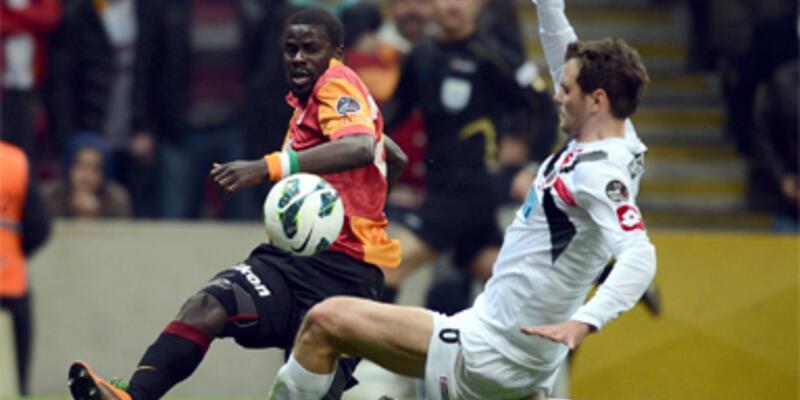 Galatasaray'a Arena'da büyük şok!