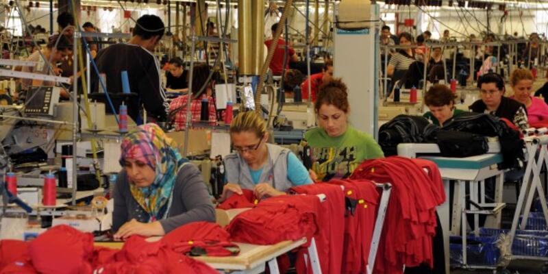 Kadınların yüzde 10,8'i işsiz