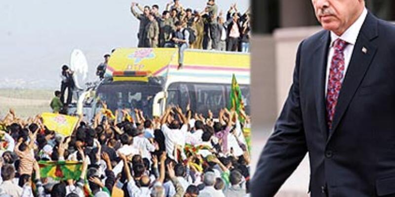 """Erdoğan'dan """"İkinci Habur"""" uyarısı"""
