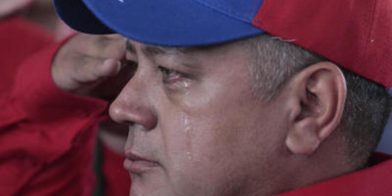 Chavez'e duygusal veda