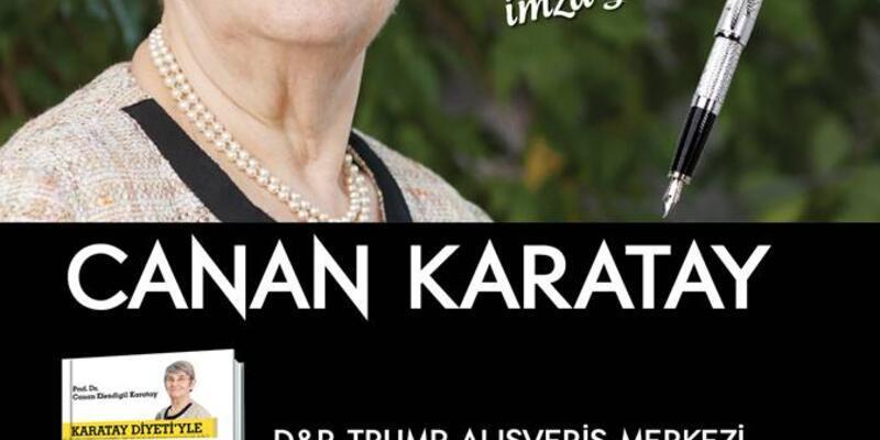 Canan Karatay Trump D&R'a konuk oluyor