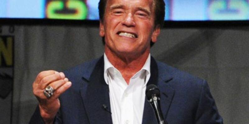 Schwarzenegger genel yayın müdürü oldu