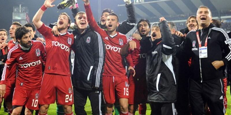 Beşiktaş'ın derbi kabusu sona erdi