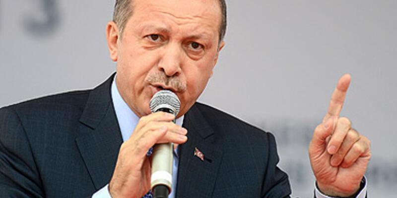 """Erdoğan'dan medyaya """"İmralı"""" tepkisi"""