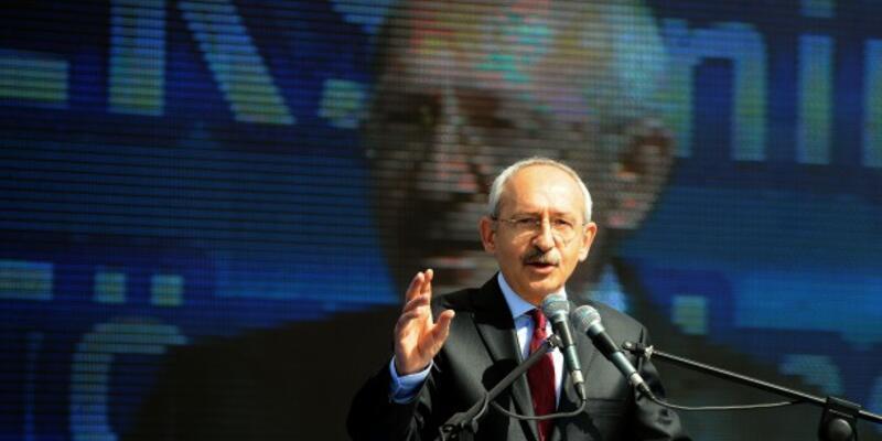 """Kılıçdaroğlu: """"Başbakan'dan yanıt bekliyoruz"""""""