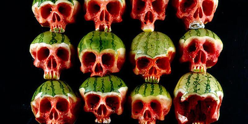 Bu sebze ve meyveler yenmiyor!
