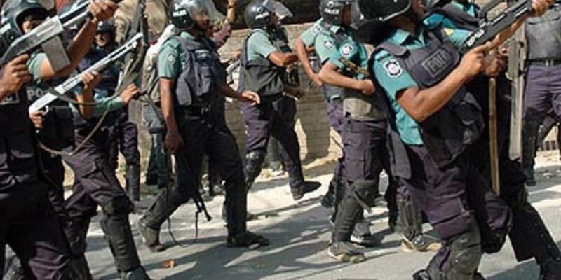İdam protestosunda katliam