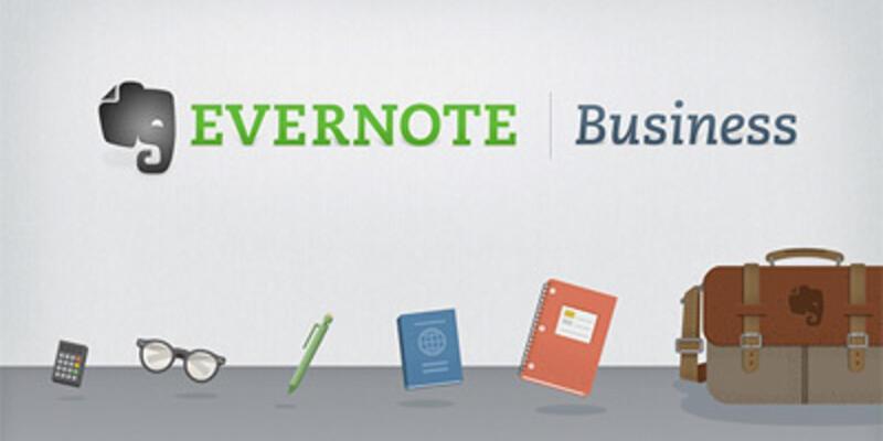 Evernote'ın Türkiye açılımı