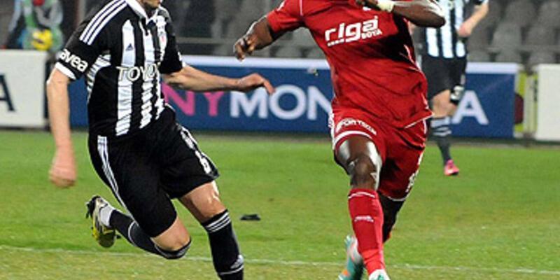 Beşiktaş deplasmanda uçtu