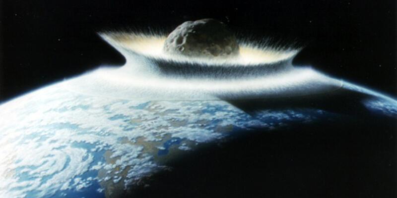 Dünya'daki kraterler uzaydan böyle görünüyor