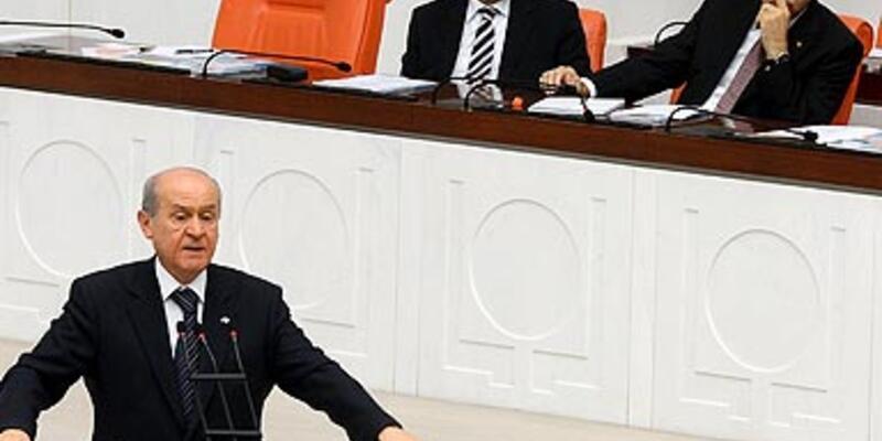 Bahçeli'den Erdoğan'a sert suçlama