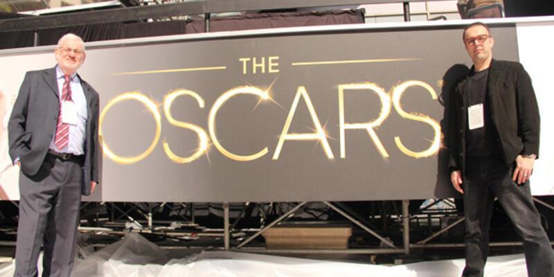 CNN TÜRK Oscar töreninde