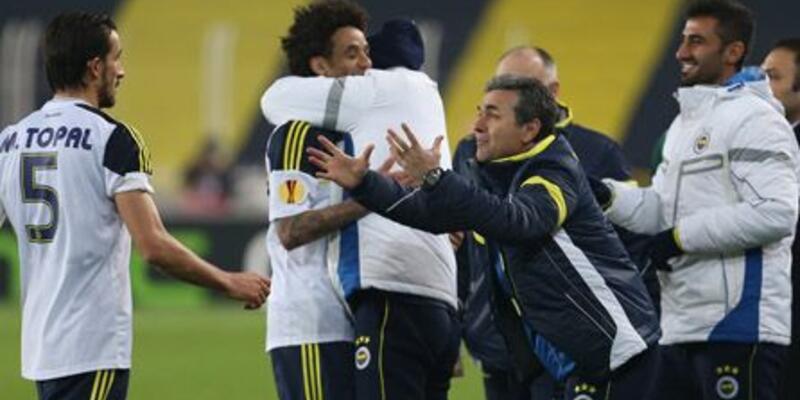 Fenerbahçe tek golle işi bitirdi