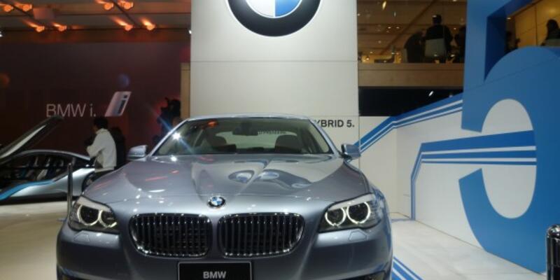 BMW 750 bin aracını geri çağırıyor