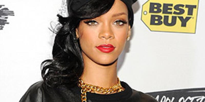 Rihanna modacı oldu...