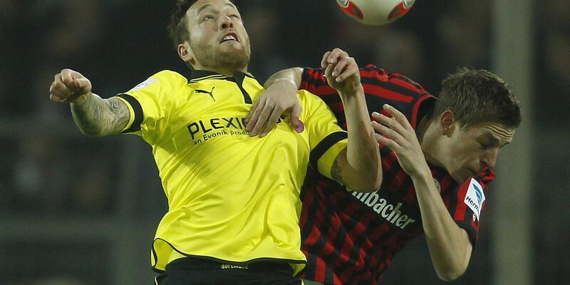 Borussia Dortmund - Frankfurt: 3-0