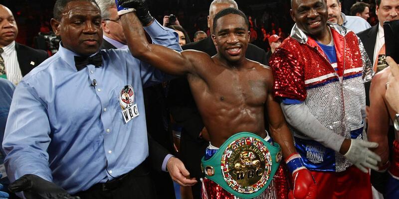 ABD'li boksör Broner unvanını korudu
