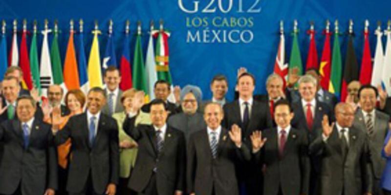 G-20 Zirvesi'nde konu vergi