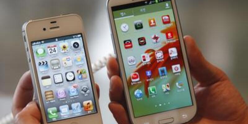 İşte akıllı telefon piyasasının 2012 verileri!