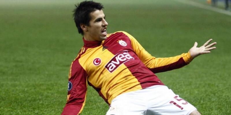 Baros artık Galatasaraylı değil