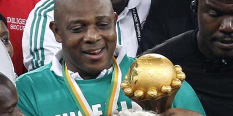 Nijerya Teknik Direktörü istifa etti