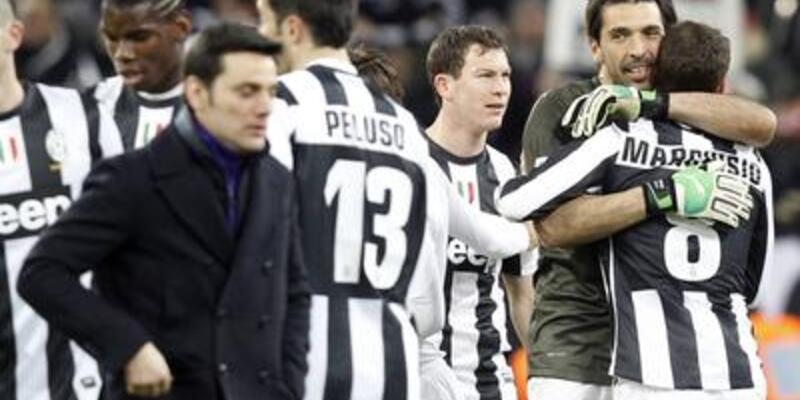 Herkes Juventus'a çalıştı